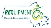 Requipment: Choose to reuse your D M E